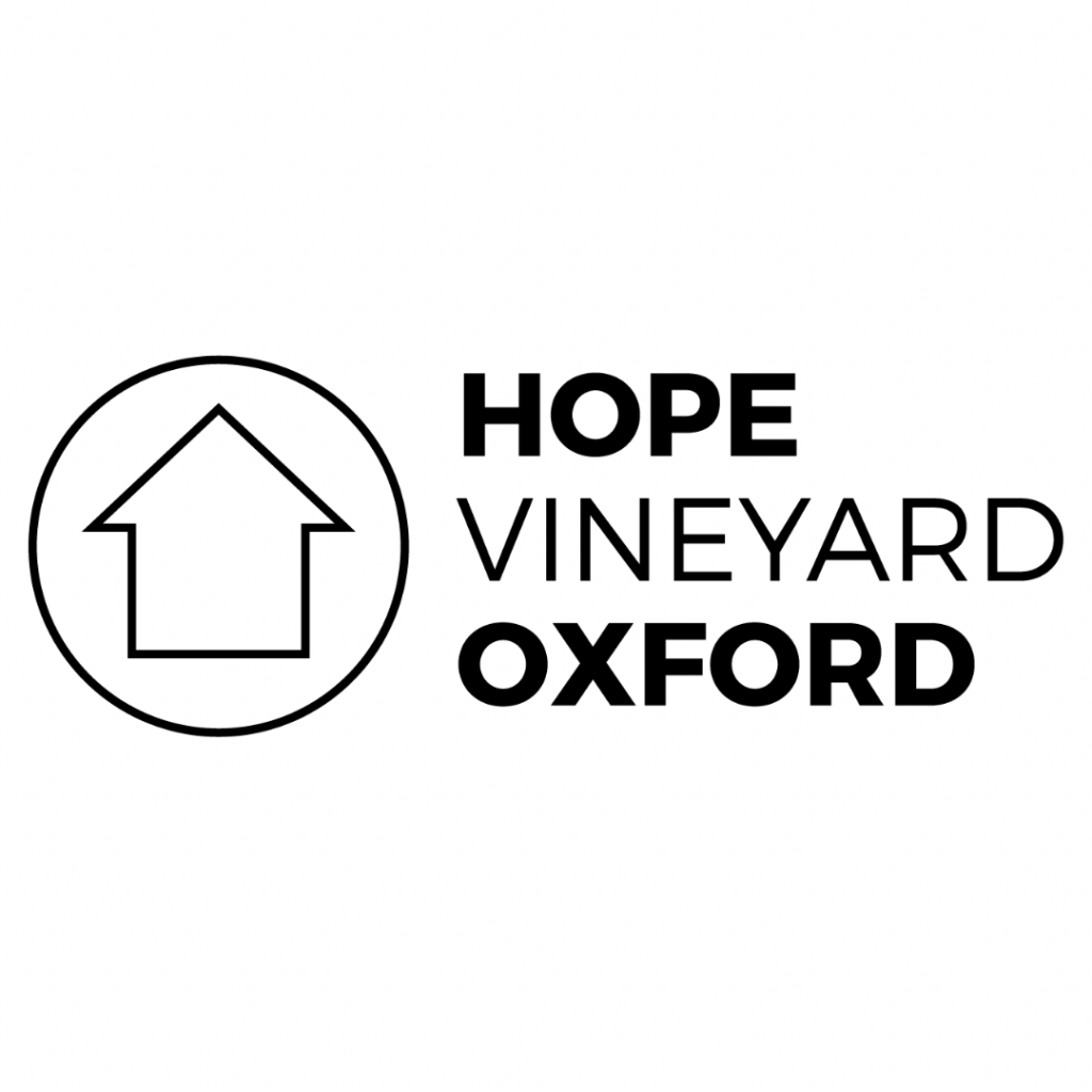 Hope Oxford Logo - Black & White