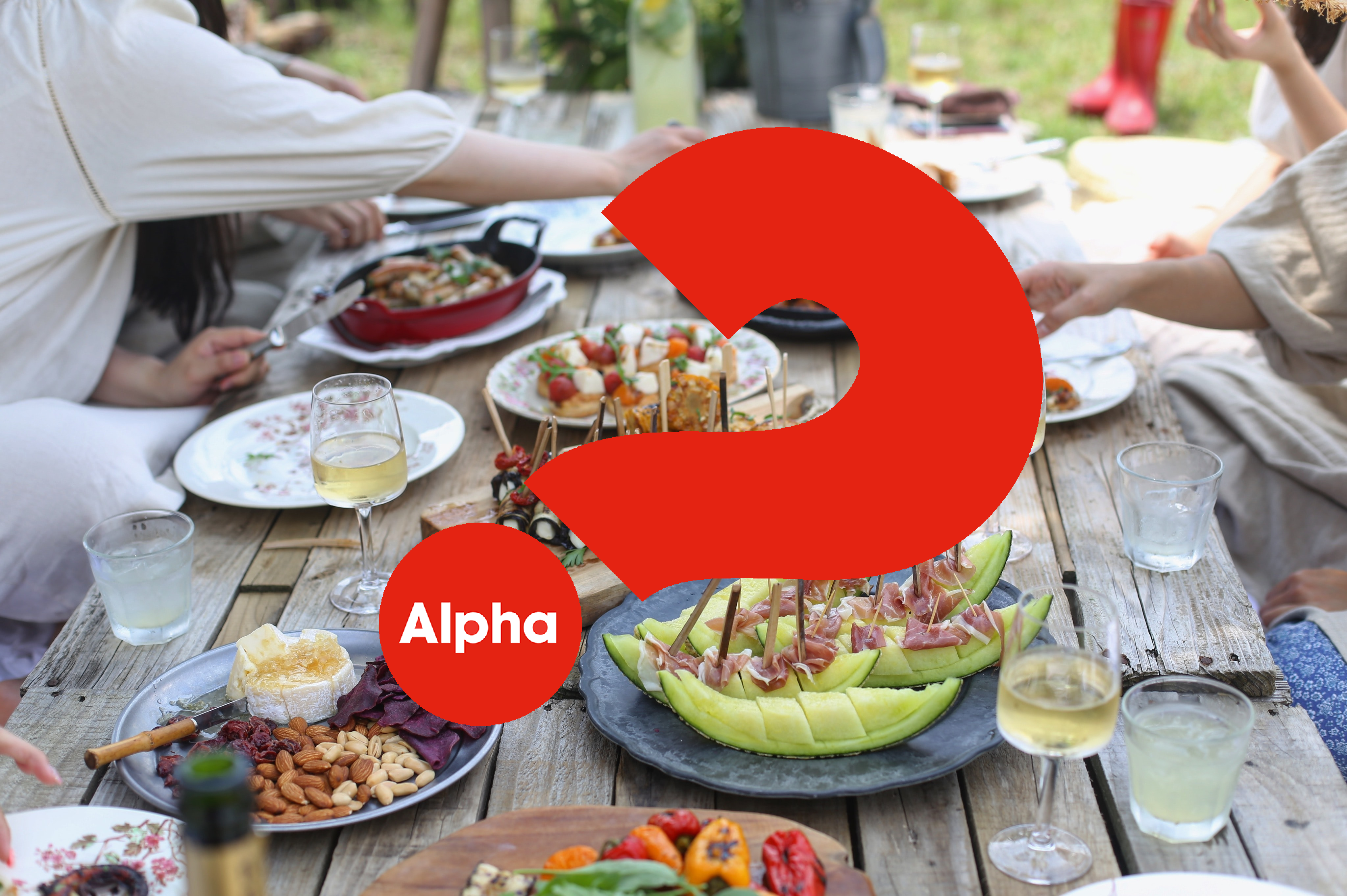 Alpha Course Opportunities at Hope Vineayrd Oxford